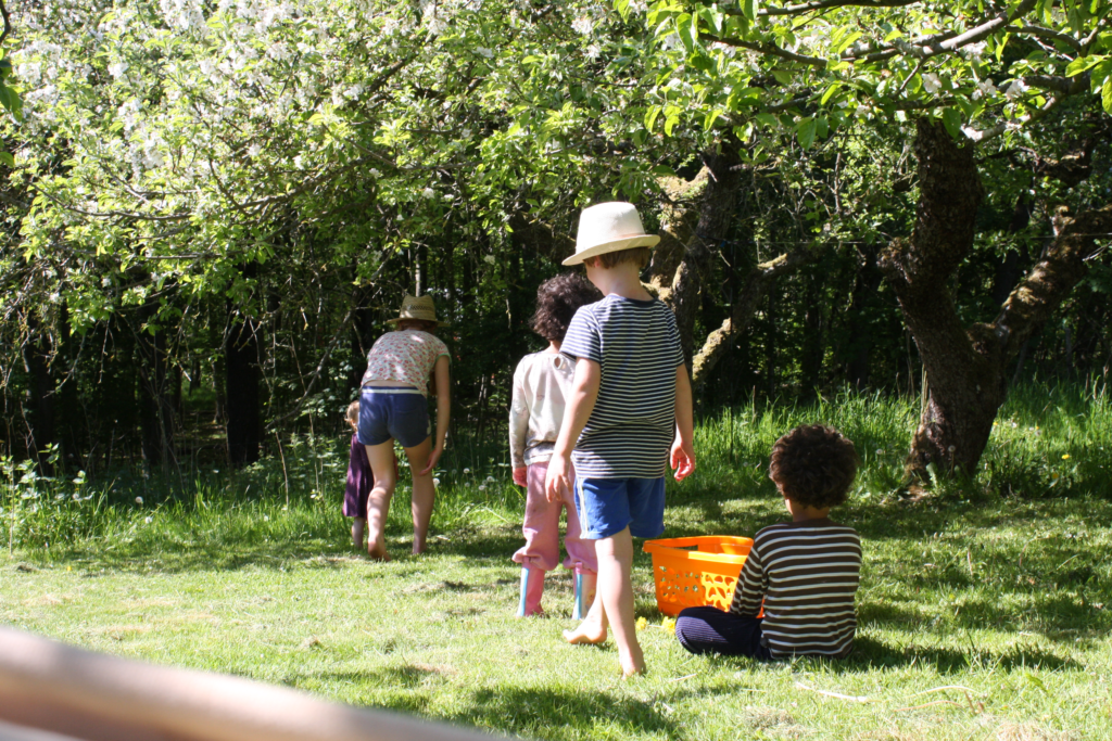 Unschooling homeschooling Bornholm community